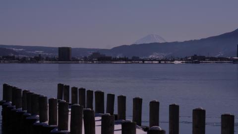 長野県 諏訪湖 Live Action