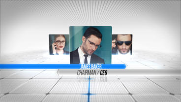 Clean Corporate Business Package After Effects Template
