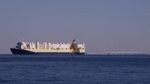東京湾 Footage