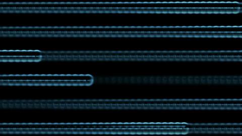 blue stripe light lines and laser weapon,ECG,Cardiac arrest,heart stop medical v Animation