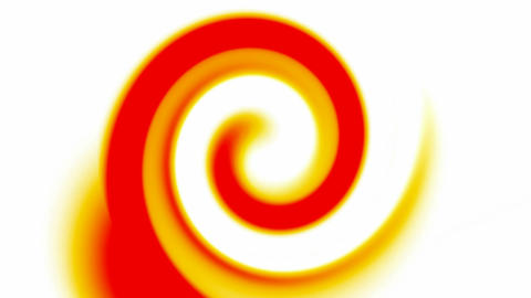 rotation thread smoke and smooth curve silk,Tai... Stock Video Footage