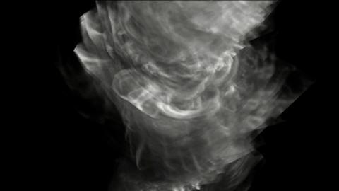 swirl smoke and whirlwind Animation