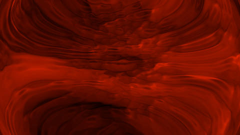 flow blood bubble and pimple river and vein stream in human body Animation
