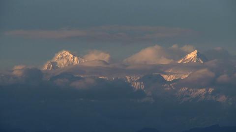 Himalaya time lapse Footage