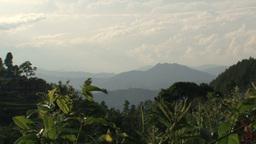 Nepal mountain range Stock Video Footage