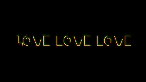 love 02 Animation