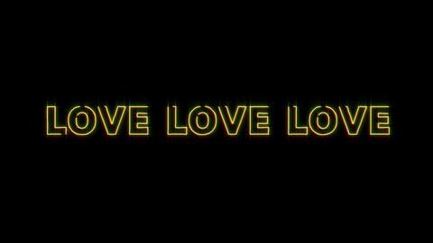 love 02 Stock Video Footage