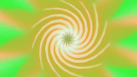 rotation windmill and whirlwind,rays light pulse,tunnel... Stock Video Footage