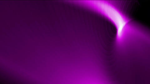 purple laser rays light and smooth silk in space,energy fiber optic and solar en Animation