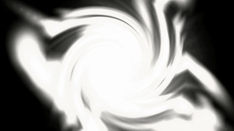 swirl white dazzling ray light and fire in space,energy... Stock Video Footage
