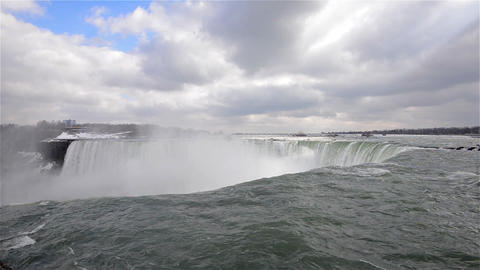 Niagara, Canada, Video - The Falls Footage