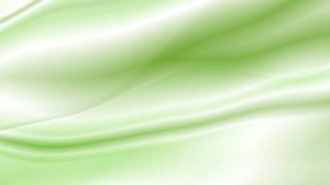 Green abstract blurred waves video animation Animation