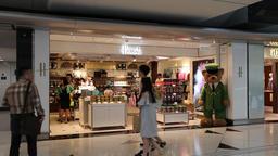 Harrods store Hong Kong International Airport
