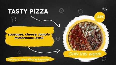 Food Menu Slideshow