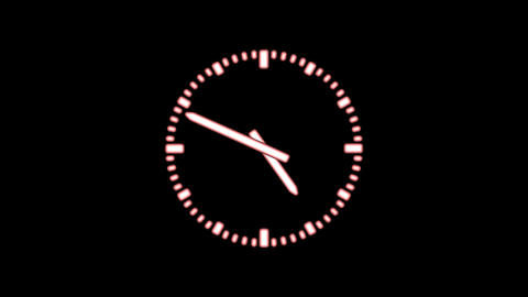 Clock8C-21-FHD-a Animation