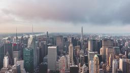 New York City , USA, Timelapse - North Manhattan | New York City Footage