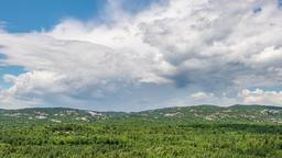 Killarney Provincial Park, Canada, Timelapse - Granite Lookout Footage