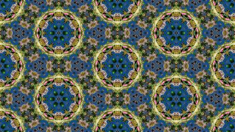 Kaleidoscopic vj seamless loop Animation