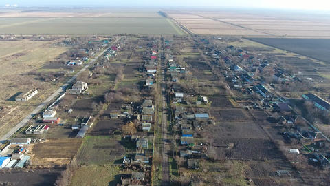 Village Elitnyy Krasnoarmeyskiy District, Krasnodar Krai, Russia Filmmaterial
