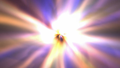 power rays laser and fire in super space,dazzling god... Stock Video Footage