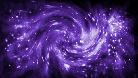 swirl particle and cyclones shaped stargate tunnel hole in universe,unlimited Ta Animation