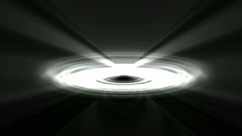 swirl ripple hole launch rays laser light,energy field Stock Video Footage