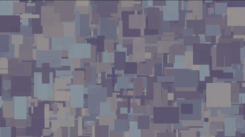 Abstract Square Noise Background,break Debris Pattern. stock footage