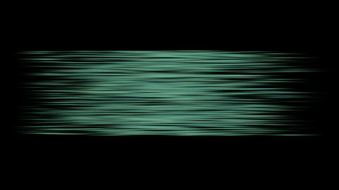 green metal strips background,lines weave Stock Video Footage