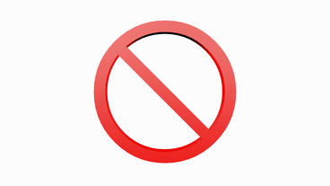 Rotation of 3D No... Stock Video Footage