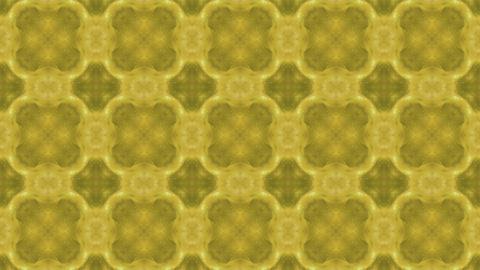 kaleide yellow CG動画