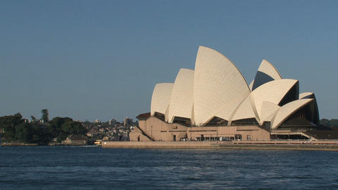 Sydney Opera House Footage