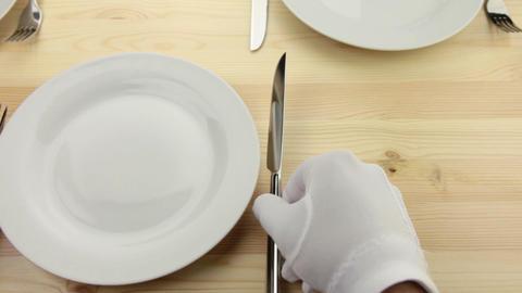 Tableware Stock Video Footage