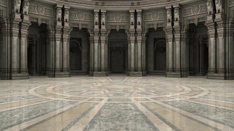 宮殿 Animation