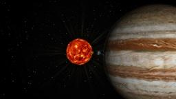太陽系 Stock Video Footage