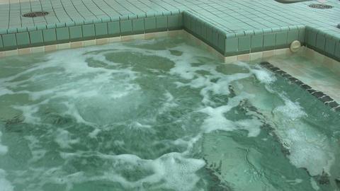 Hot Tub Starting Footage