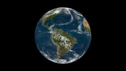 Earth Animation