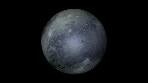 Pluto Stock Video Footage