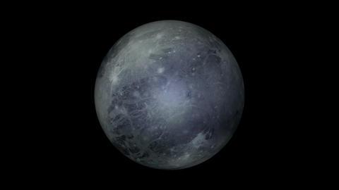 Pluto Stock Video Footage