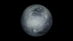 Pluto Animation