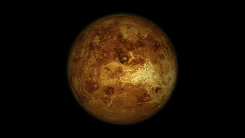 Venus Stock Video Footage
