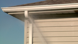 Power Wash Home Footage