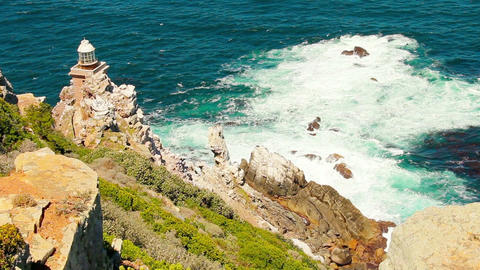 Cape of hope Stock Video Footage