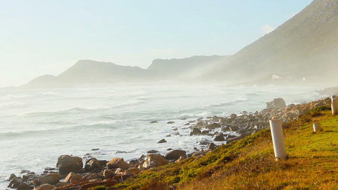 South Africa landscape Stock Video Footage