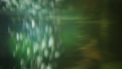 Underwater video background Stock Video Footage