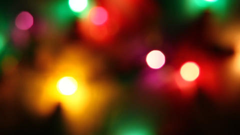 Colorful lights Stock Video Footage