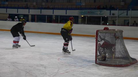 hockey Stock Video Footage
