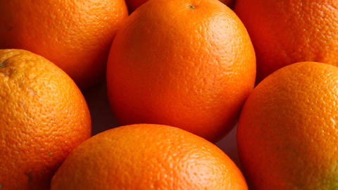 Oranges. Background Stock Video Footage