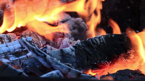 Fire In The Brazier Footage