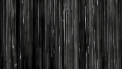 Rain on black. Clip 4 Footage