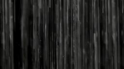 Rain on black. Clip 4 Stock Video Footage